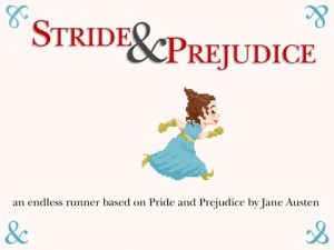 Stride & Prejudice Shot