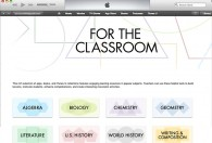 iTunes For the Classroom