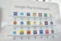Apps in Google Play for Education