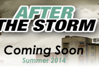 After the Storm promo graphic