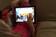 Experts worry we still view tablets and smartphones as pacifiers not tools for learning.