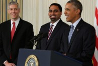 Acting Secretary of Education John King during his appointment