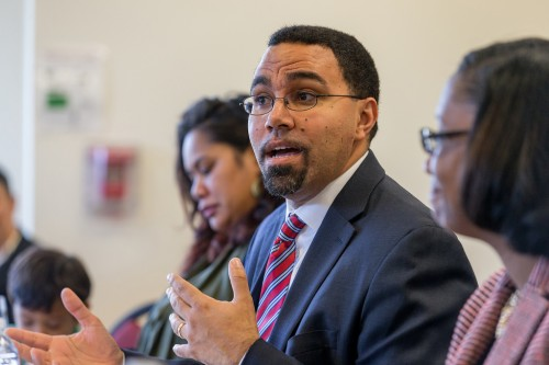 U.S. Secretary of Education John King has sought to keep momentum behind efforts to get more edtech tools into schools.